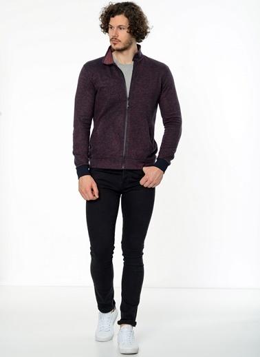 Fermuarlı Sweatshirt-MCL